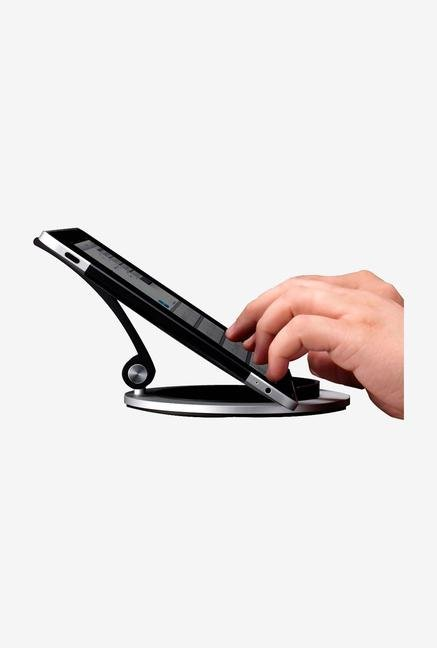 Just Mobile ST-858 iPad Stand Silver & Black