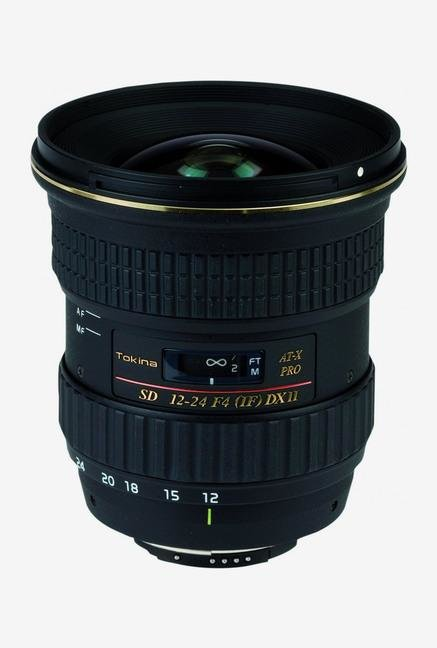 Tokina AT-X 12-24mm F4 Pro DX II Lens for Canon Digital SLR