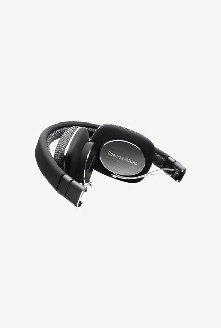 Bowers & Wilkins P3 On The Ear Headphone Black