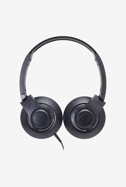 Audio-Technica Street ATH-S300 On The Ear Headphone Black