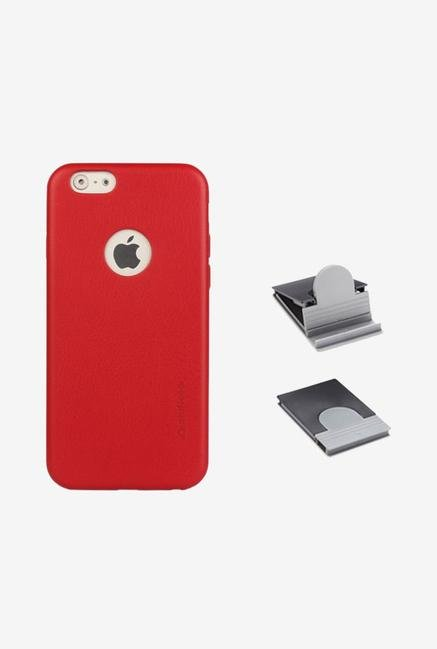 Stuffcool HTIP647 Back Case for Apple iPhone 6 Red