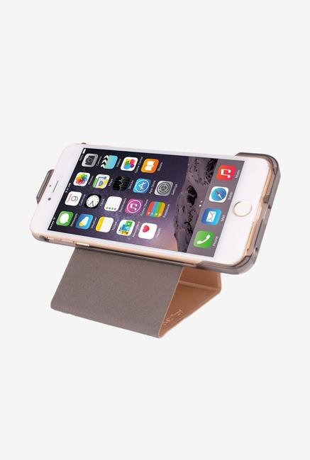 Stuffcool FLXIP647 Flip Cover for Apple iPhone 6 Gold