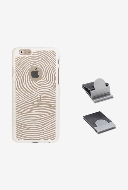 Stuffcool ETSWIP647 Back Case for Apple iPhone 6 White