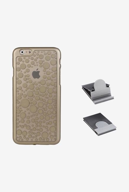 Stuffcool ETMCIP655 Back Case for Apple iPhone 6+ Gold