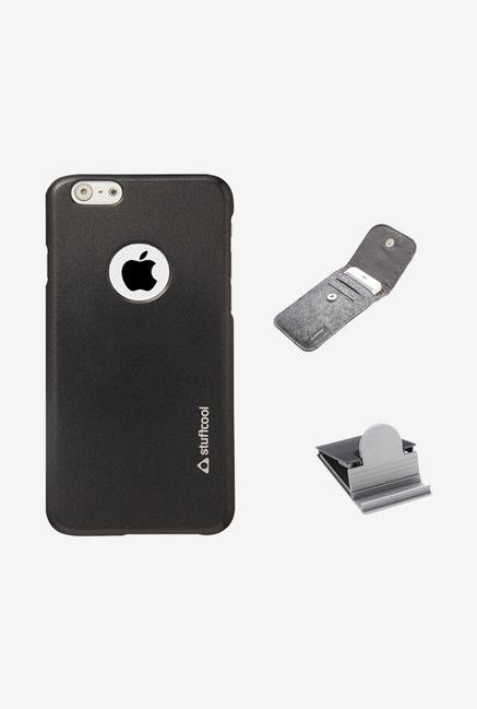 Stuffcool EMIP655 Back Case for Apple iPhone 6+ Grey