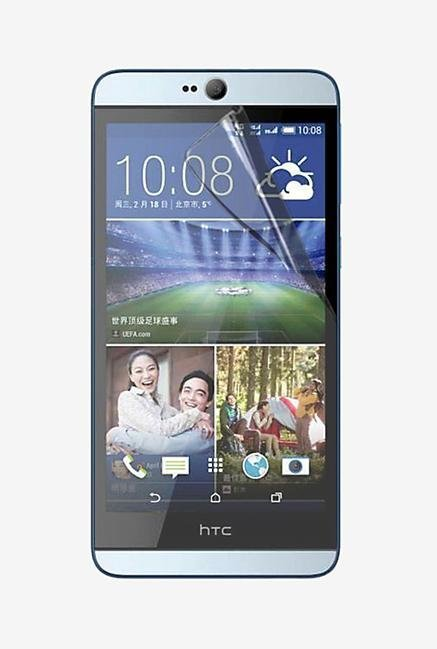 Stuffcool Crystal Clear Screen Protector for HTC Desire 826