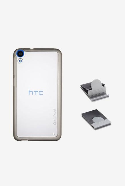 Stuffcool MCHC820 Back Case for HTC Desire 820 Grey