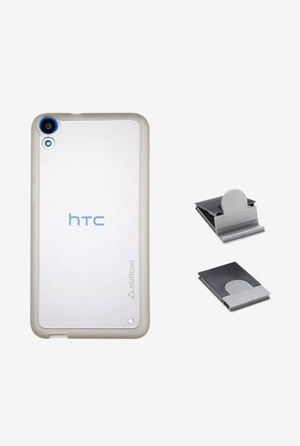 Stuffcool MCHC820 Back Case for HTC Desire 820 White