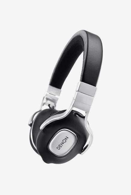 Denon AH-MM300 On The Ear Headphone Black