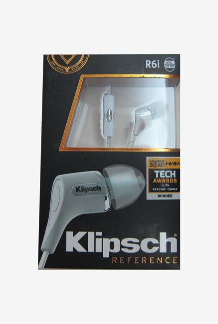 Klipsch R6i Headphones White