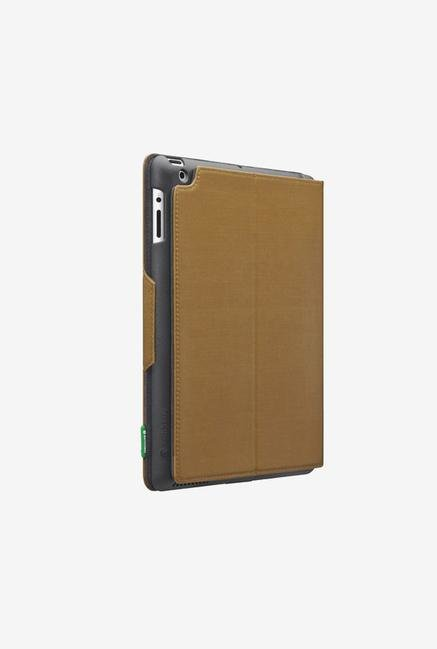 Switcheasy Canvas SWCANP2GY iPad 2 Flip Cover Grey