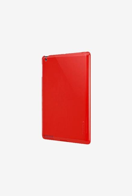 Switcheasy Nude SWNUIP2R iPad 2 Back Case Red