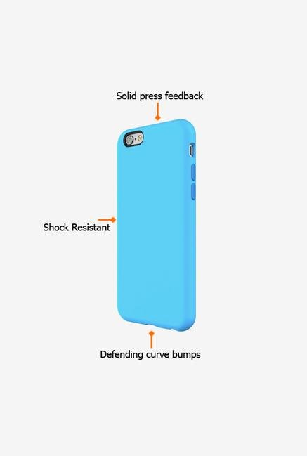Switcheasy Numbers AP2211213 iPhone 6s Back Case Methyl Blue