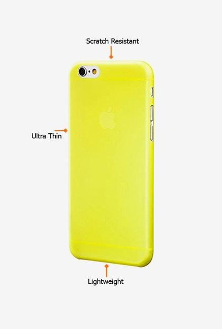Switcheasy 0.35 AP2212622 iPhone 6s Back Case Yellow