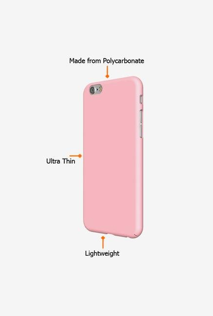 Switcheasy Nude AP2111141 iPhone 6s Back Case Pink