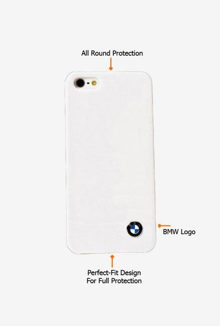 BMW BMHCP5SW iPhone 5 Case White