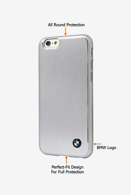 BMW BMHCP6MBS iPhone 6 Case Silver