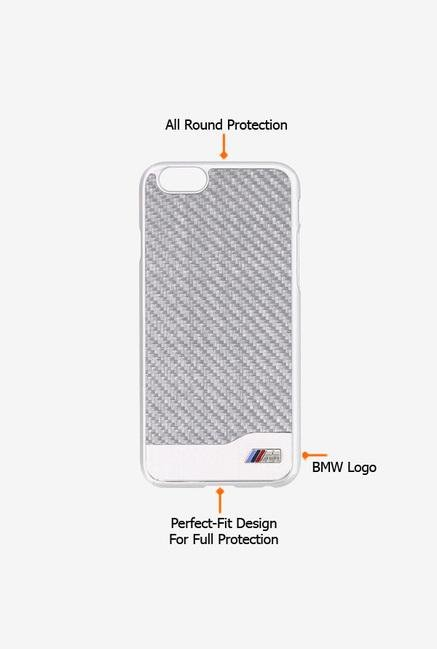 BMW BMHCP6MDCS iPhone 6 Case Silver
