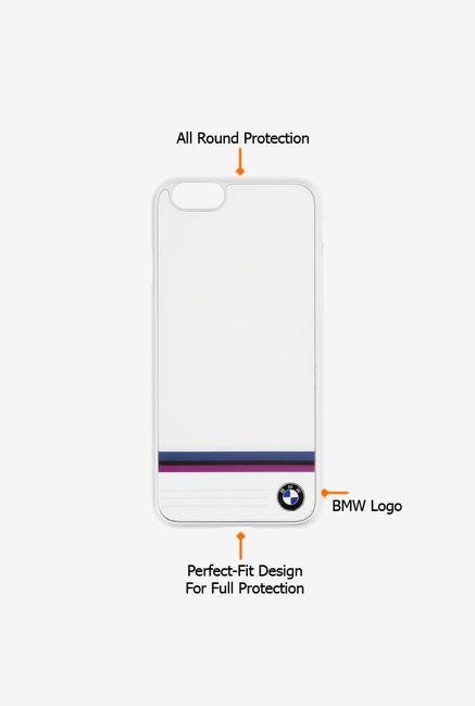 BMW BMHCP6TSWH iPhone 6s Case White