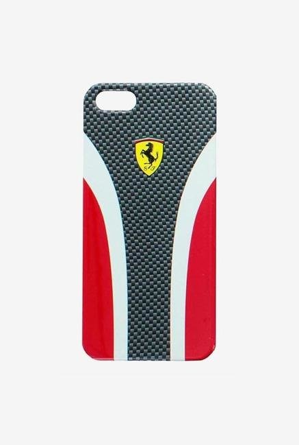 Ferrari FESCHCIP5CR iPhone 5 Case Red