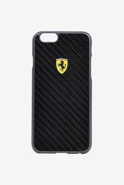 Ferrari FESCCBHCP6BL iPhone 6 Case Black