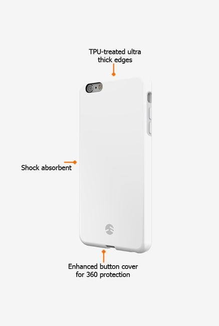 Switcheasy N+ AP2214512 iPhone 6s Back Case Ceramic White