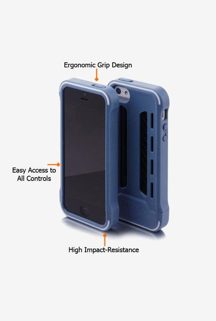 Esoterism CF5TRA iPhone 5 Case Blue