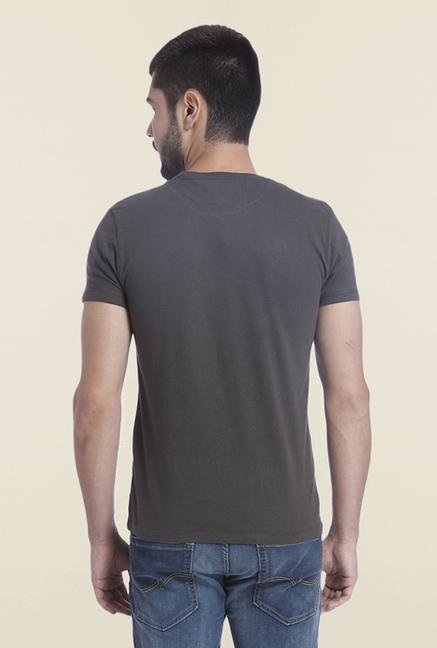 Jack & Jones Raven Crew Neck Printed T Shirt