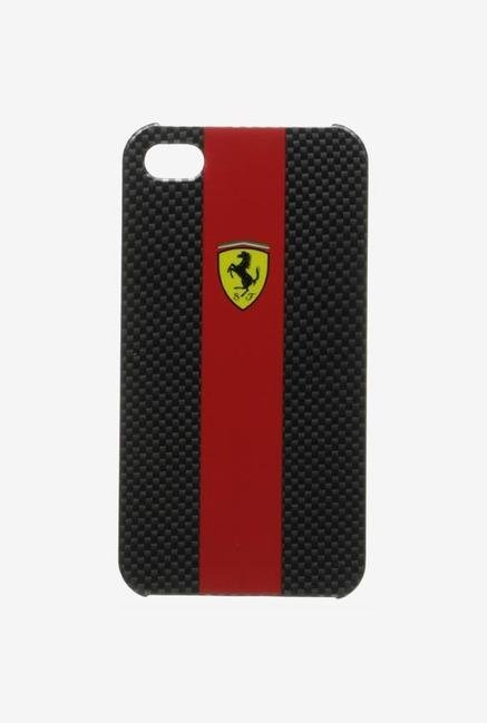 Ferrari FECBP4RE iPhone 4 Case Red