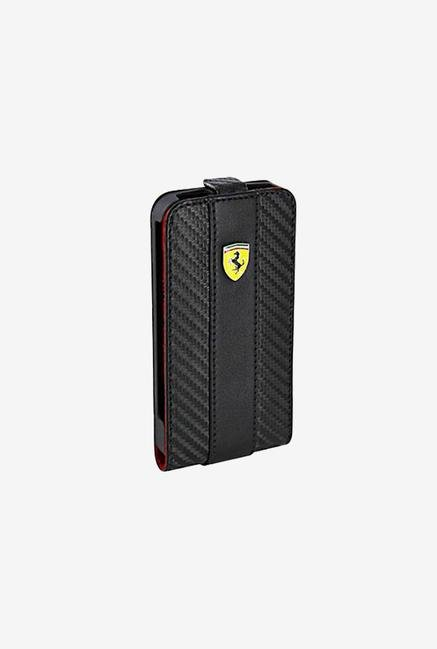 Ferrari FEFLIP4C iPhone 4 Case Black