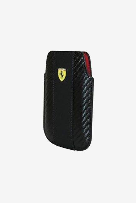 Ferrari FECHIPBL iPhone 4 Sleeve Black