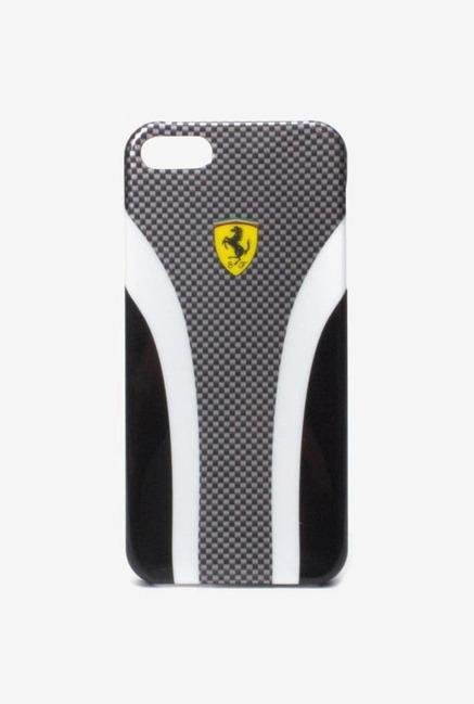 Ferrari FESCCIP5CB iPhone 5 Case Black