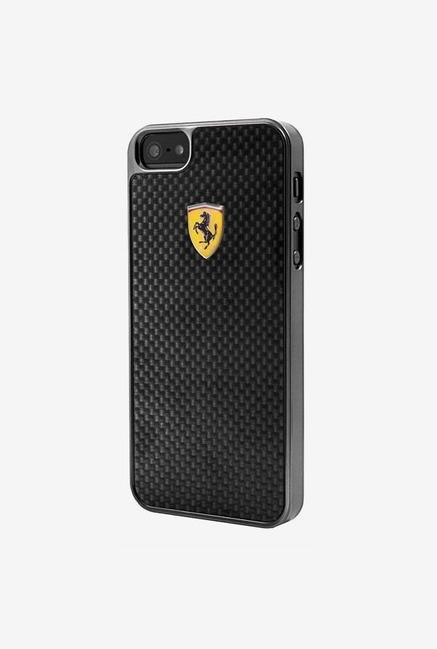 Ferrari FESCCBHCP5BL iPhone 5 Case Black