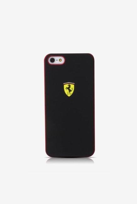 Ferrari FESCHCPBL iPhone 5 Case Black