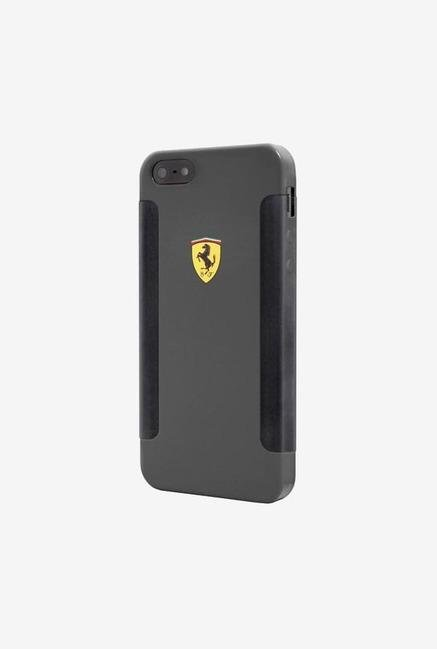 Ferrari FESHOHCP5DG iPhone 5 Case Grey