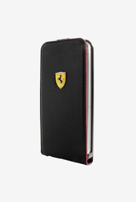 Ferrari FESCRUFLP5BL iPhone 5 Case Black