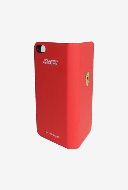 Ferrari FESCRUFLHPMRE iPhone 5C Case Red