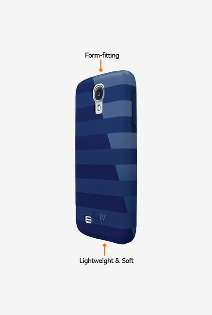 ILUV SS4GELABL Galaxy S4 Mini Case Blue