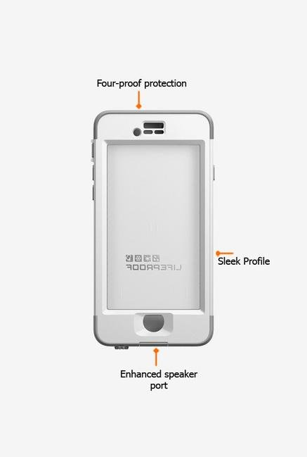 Lifeproof 50353 iPhone 6 Case White