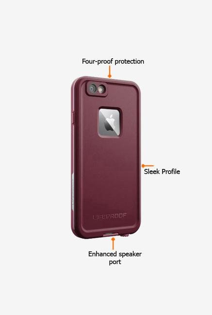 Lifeproof 52568 iPhone 6S Case Maroon
