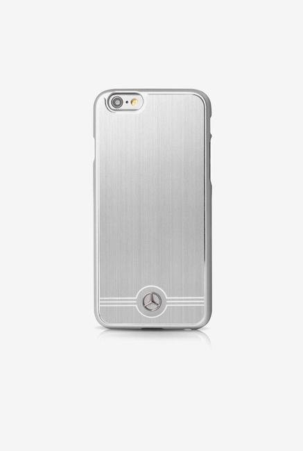 Mercedes Benz MEHCP6BRUAL iPhone 6S Case Silver