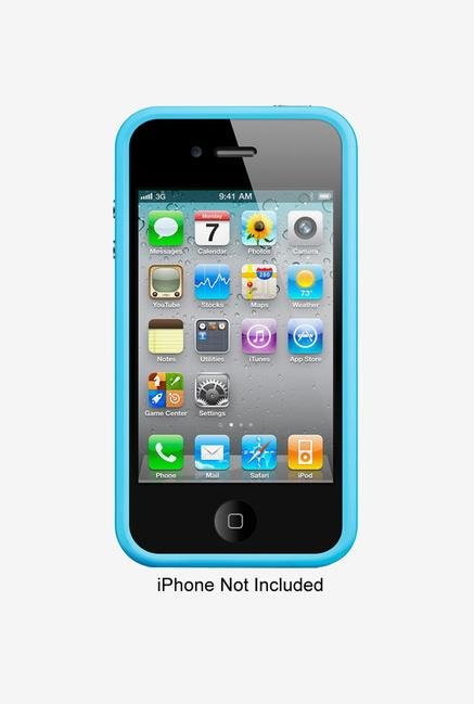 Apple MC670ZMB iPhone 4 Case Blue