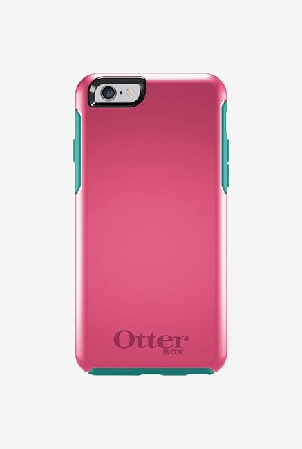 Otterbox Symmetry 50228 iPhone 6 Back Case Teal Rose
