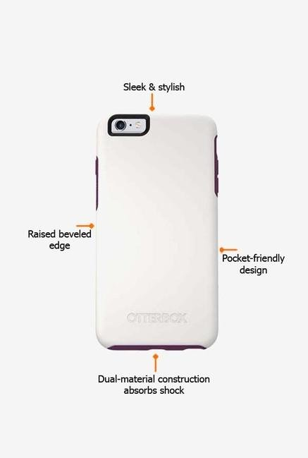 Otterbox Symmetry 52383 iPhone 6s+ Back Case White