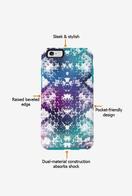 Otterbox Symmetry 52301 iPhone 6s Back Case Aqua Blue