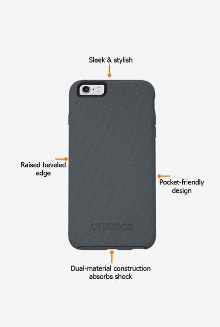 Otterbox Symmetry 52300 iPhone 6s Back Case Black