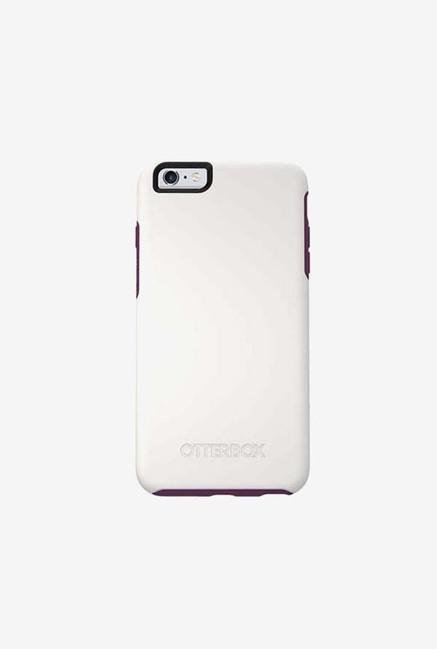 Otterbox Symmetry 52295 iPhone 6s Back Case White & Purple