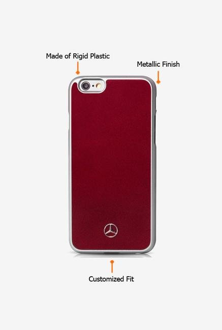 Mercedes Benz MEHCP6RE iPhone 6s Back Case Red