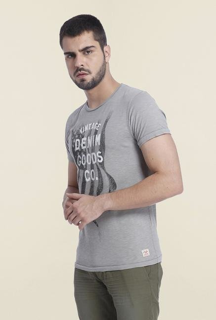 Jack & Jones Griffin Printed T Shirt