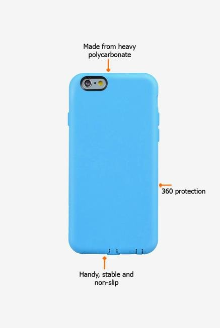 Switcheasy AP1111213 iPhone 6 Case Methy Blue